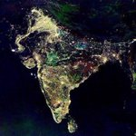 RT @SirJadeja: This so called NASA pic is fake guys. RT and Spread the truth. Lets not spread rumors. #HappyDiwali http://t.co/bncUI0DDG9