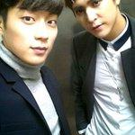 RT @cubeunited: 본격 본방사수 독려 #BEAST 셀카 투척! 지금 바로 #비스트 만나러 KBS2 @KBSMusicBank #12시30분 최초공개!!!! http://t.co/bmyXXrRIQ9