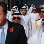 Reason to wear white poppy: Cameron wearing red poppy while flogging arms to despots http://t.co/VApHhiuOHd http://t.co/M9lra78f05