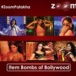 Who is the Item Bomb of Bollywood?  Share your views with #ZoomPatakha in your tweets