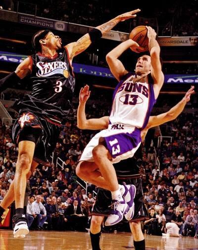 Sad 2 hear about Steve but happy he had a great career, a true PG. 1 of the best 2 ever do it. His biggest fan, AI http://t.co/5YL3iUzhBm