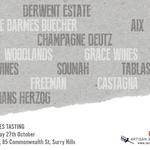 QED Wines New Release Tasting on Monday! Passionate people #organic #BD #sustainable #Sydney #getthere http://t.co/OmFSpdTLCZ