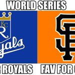 RT @MLBMeme: #WorldSeriesGame3 coming up! RT for #Royals FAV for #SFGiants http://t.co/8bAb69vyPx