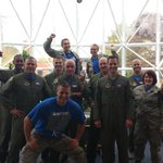 RT @139AW: Airmen from @AATTC_STJO sporting blue shirts for the @Royals #TakeTheCrown #WorldSeries http://t.co/FeHJ9TZem7