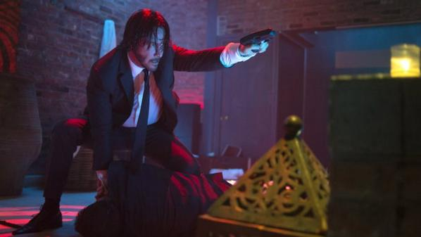 'John Wick' Review: Keanu Reeves Is Back in Action-Movie Mode |