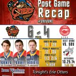 Here is tonights Post Game Recap brought to you by: Iron Workers Local Union #OneGoal http://t.co/Yj0BT8d2fP