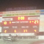 RT @UofSouthAlabama: Congrats to our Jags on the win over Troy! #GoJags #JagNation http://t.co/dKXjBgUKVq