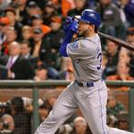 RT @MLBFanCave: A big hit and a @Royals win. @TheRealHos35 had a memorable 25th birthday. #WorldSeries http://t.co/LkkgyVER3Z