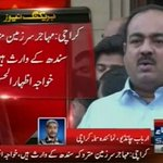 #Breaking: We are the owners of the land evacuated by Hindu migrants of Sindh. - Khawaja Izahar-ul-Hasan http://t.co/3qjcGvyf87