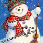 RT @Slimatbrierley: Still plenty of time to make a difference! Come and join us Mondays 5.30 & 7.30 #slim4xmas #barnsleyisbrill http://t.co/aWjdpKa5oL