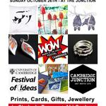 RT @Silverspirals_: Pls RT @CamOpenStudios : Sunday Market @WOWCambs @CambJunction 10.30-5pm ALL WELCOME FREE ENTRY @camideasfest http://t.co/cjSdgfnlG9