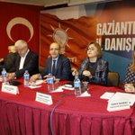 RT @deryabakbak27: Gaziantep İl Danışma Meclisi Toplantısındayız. @memetsimsek @FatmaSahin2023 @halilmazicioglu @mehmeterdogan27 http://t.co/9X3VK8umDq