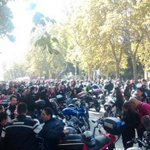 RT @A3Noticias: Miles de moteros se manifiestan a favor de la Concentración Motera de Pingüinos en Valladolid http://t.co/ZFKiJAAR2U http://t.co/qxDbXZeQ8R