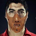 Ya esta listo Luis Suárez para el clásico español. http://t.co/HF9fHpDvOS