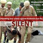 Organisers hope #KashmirMillionMarch #London will succeed in drawing western attention towards Indian brutality http://t.co/FRqDQNCAap