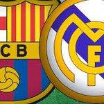 RT @LaRazon_Bolivia: Acaba el primer tiempo en el Bernabéu con empate. #RealMadrid 1 - #Barcelona 1 http://t.co/4QVqg2PvAA