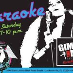 Get ready for Saturday Night Karaoke hosted by @MSpainTVnews of Gimme the Mic Entertainment! #jaxevents #ilovejax http://t.co/jgnDl9QmoJ