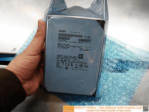 更新:8TB HDDが遂に発売、HGSTのヘリウムガス採用モデルで実売7.6万円  http://t.co/X88MaIkxNI http://t.co/bzUtBs0tro
