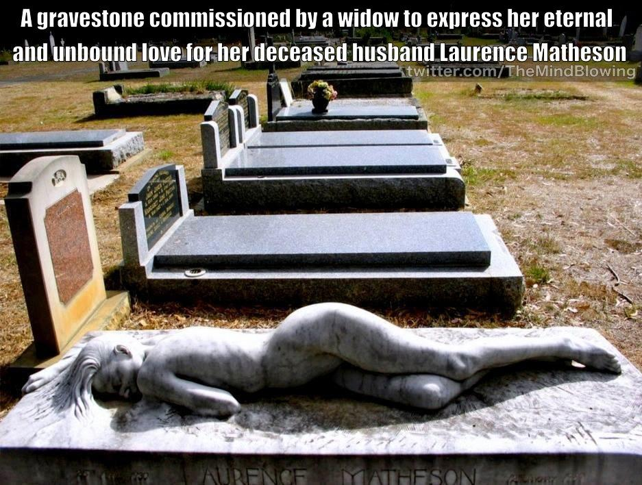 This is how this widow showed her eternal love for her husband: http://t.co/93xqUzBQ2m