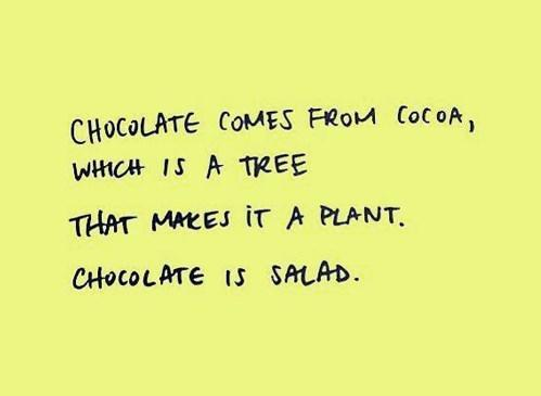 Happy #NationalChocolateDay! In case you need to feel better about indulging... http://t.co/CMsTa31grZ