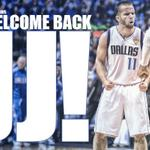 RT @dallasmavs: We have signed free agent @jjbareapr. Welcome Home JJ! Press release: http://t.co/0DuXBTZY3c http://t.co/wSWw7QAyRU