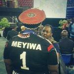 Mama Joys written message for Meyiwa #jointMemorial http://t.co/qHGwE5kjWa