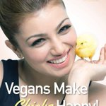 RT @PetaIndia: Bollywood beauty @Ayeshatakia turned vegan for animals. Will you? http://t.co/qZ1pubHnu5 #TryVegan