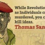 #BurkinaFaso finally does it! Sankara was right you cannot kill ideas. A better #Burkina is possible! http://t.co/AIDrI3XD61