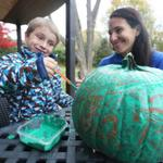 How teal pumpkins are keeping kids with food allergies safe on Halloween. http://t.co/be1MpLN4wV http://t.co/gJrnN1kwpA