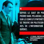 Président Fédération professionnelle des journalistes du Qc sur #PKP → http://t.co/g9yhKI1ozz #PolQc #PLQ #Assnat http://t.co/0WSFj4oWiR