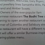Yay! A Bodhi Tree restaurant for town will be fab for those who dont head out to Ilam much. Ta Avenues. #chch http://t.co/eGUgVuRmqs