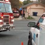 North: Gas leak at a house due to vehicle crashing into home meter; PG&E and Fire addressing threat @SacPolice http://t.co/qCRyJQVosu