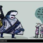 Esta es la caricatura que generó molestia en el Gobierno http://t.co/WFpVLJRJln http://t.co/R3liOYLrMg