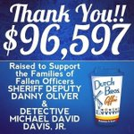 OUR COMMUNITY IS AMAZING!!!! Thank you!! Thank you @DutchBrosSac region!!! @CBSSacramento @GoodDaySac @CambiBrown http://t.co/RBqy0MKphv