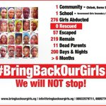 200 Days and Counting  Take a Stand  PLS RT: #BringBackOurGirls #BringBackOurGirls @omojuwa @Ayourb @obyezeks http://t.co/bqLXkrOJAS