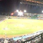 """A quienes me lean en otras partes del mundo, este es nuestro """"Estadio Sonora"""" se los muestro solo por convivir http://t.co/L9j4wSH7Df"""