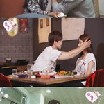 Song Jae Rim gets jealous over Kim So Eun and Lee Sang Yoon on We Got Married http://t.co/emOSF86mMl http://t.co/OjPELx1mwK