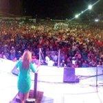 Gran convocatoria y muestra de músculo de @claudiapavlovic en Cajeme... hablan de 30mil asistentes @MayeVerduzco http://t.co/0kVFBMjeVm