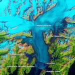 1986 & 2014: See Alaska's Columbia Glacier retreat in less than 3 decades: http://t.co/4C4bqSmeGF #EarthRightNow