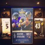 The #SNF Bus is ready for @ravens vs. @steelers. #SNFRoadTrip http://t.co/SyqrvGztma