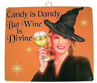 Witch #Wine with #Halloween candy? ➽ http://t.co/9j9JB3PKHA http://t.co/5jOwn9Ib3U