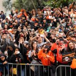 A black and orange parade on Halloween! Watch the @SFGiants #WorldSeries Parade Day in SF live at 3pE on @MLBNetwork http://t.co/1ONurhWpyz