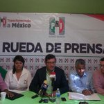 Rueda de prensa sobre temas relevantes de nuestro municipio en @prigpd con nuestro presidente @juancuit http://t.co/9uj6HR3A5R