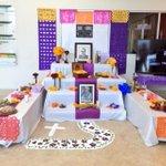 Altar de Muertos en Honor al Ex- Gobernador Braulio Fernandez Aguirre en la Presidencia Municipal #Torreón http://t.co/jBLSOXpiEG