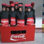 El Disfraz más comercial y acierto de temporada #Halloween #Colombia @elcolombiano @CocaColaCol @cocacolafmco http://t.co/RnSECMbdpt