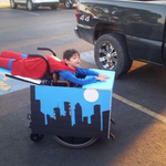 Another great costume built around the kids wheelchair! Halloween is all inclusive! #FasterThanASpeedingLocamotive http://t.co/RF1fLh8YVJ