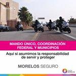 En #Morelos dignificamos policías con equipo táctico, capacitación, prestaciones y salario digno. #MorelosSeguro http://t.co/3vGFz6ZacU