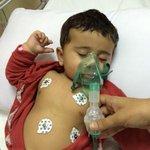 """#حالة_إنسانية 🔴  """"الطفل أسامة هاني الزبالي"""" في حالة حرجة بطوارئ #جدة،وينتظر إنقاذه،حيث يحتاج إلى سرير عناية مركزة. - http://t.co/cFJ599i7mu"""