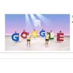Googleロゴの着ぐるみがラジオ体操 シュールすぎると話題に http://t.co/49ElrcCaCo http://t.co/pUa9chH7rf