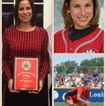Congrats! Hall of Fame inductee! Jill Robertson! #GeauxCajuns http://t.co/eBmuCaBnNb